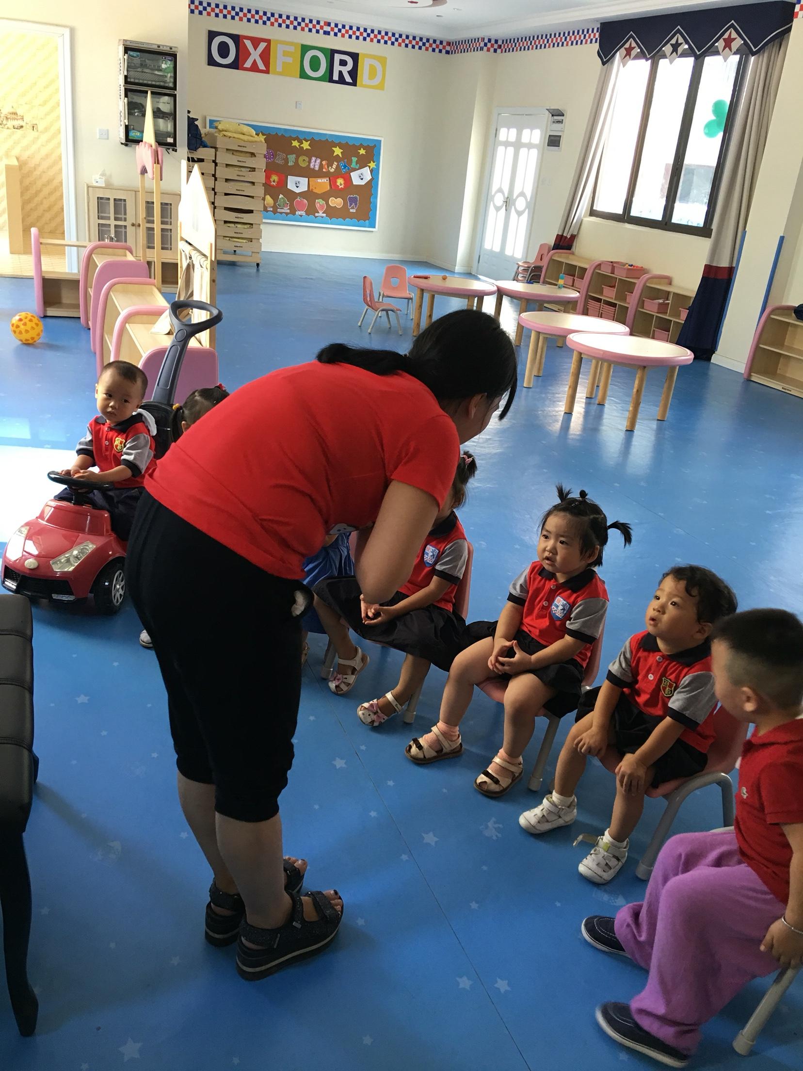 英国牛津国际九江新湖庐山幼儿园欢乐时光