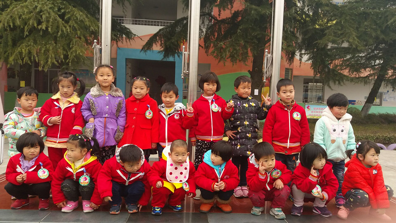 麻城市幼儿园第二周明星宝宝公示