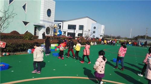 继上学期张青莲幼儿园在参观我园学习性区域活动组织的基础上,我园