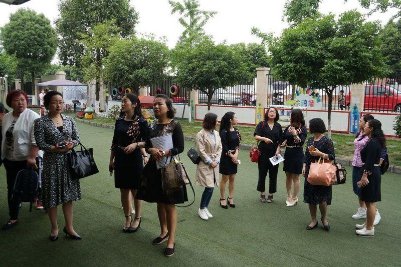 彭州市机关幼儿园致和分园一级园复评