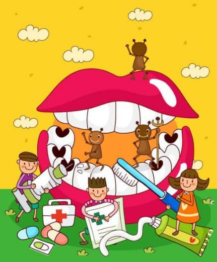 [美恩幼儿园●保健知识]——《保护牙齿,从我做起》