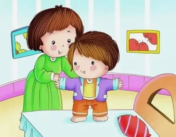 [美恩幼儿园●保健知识]——冬季合理穿衣,及时增减衣服