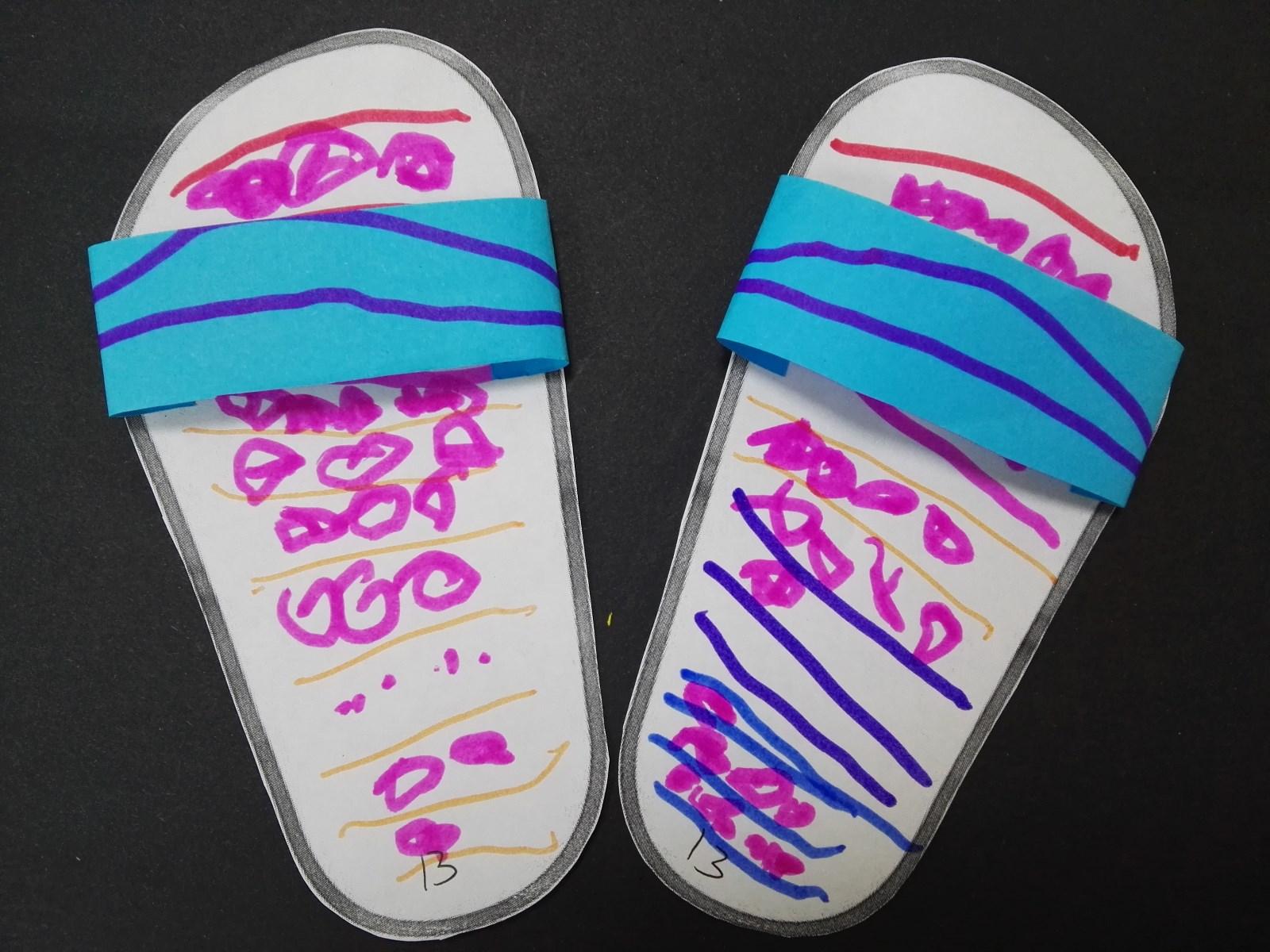 漂亮的拖鞋 (10)