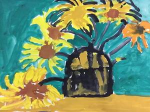 中二班幼儿美术作品2