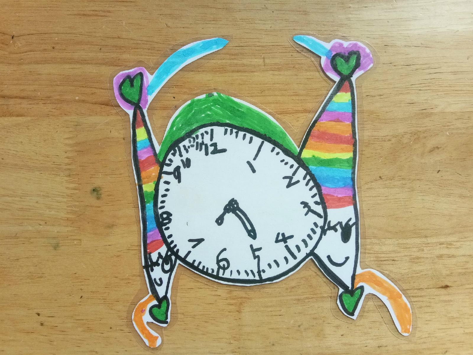 创意时钟 (4)